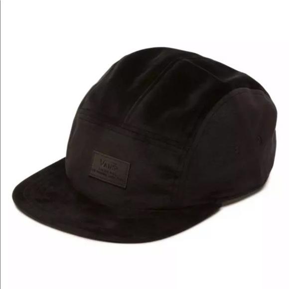 b83f125a825 Vans Men s Lewis 5-Panel Camper Hat